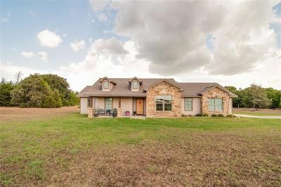 Wills Point Single Family Home Active Option Contract: 460 Vz County Road 3816