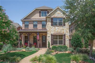 Lewisville Single Family Home For Sale: 1535 Barksdale Drive