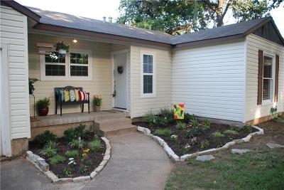 River Oaks Single Family Home For Sale: 912 Red Oak Lane