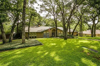 Arlington Single Family Home For Sale: 3208 Cambridge Drive