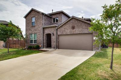 Burleson Single Family Home Active Option Contract: 301 Sunspike Court