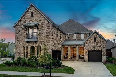 Flower Mound Single Family Home For Sale: 2601 Bel Air Lane