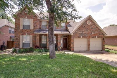 Euless Single Family Home For Sale: 2605 Tallow Drive