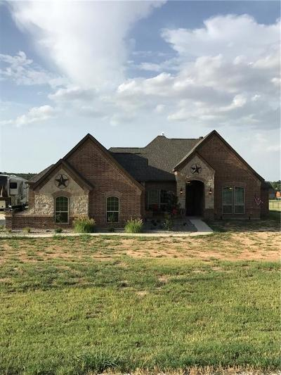 Springtown Single Family Home For Sale: 304 Spring View Court