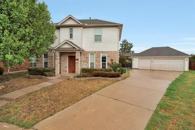 Fort Worth Single Family Home Active Option Contract: 8525 Terra Cota Lane