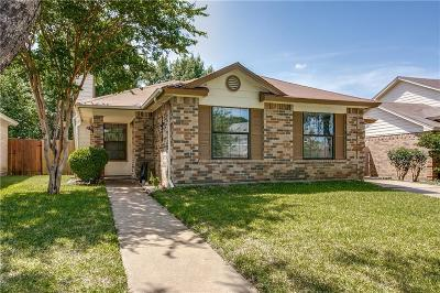 Keller Single Family Home Active Option Contract: 232 Sorrel Trail