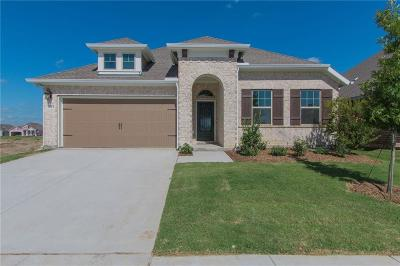 Aubrey Single Family Home For Sale: 1613 Canter Court