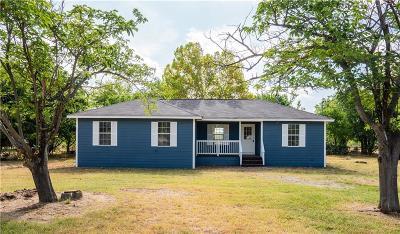 Joshua Single Family Home For Sale: 5748 Blackburn Drive