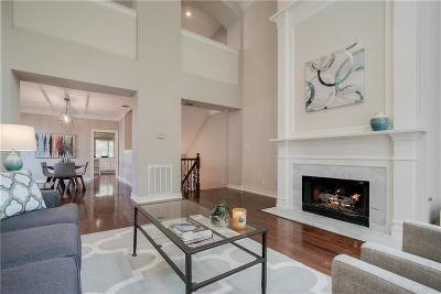 Dallas Townhouse For Sale: 4115 Wycliff Avenue