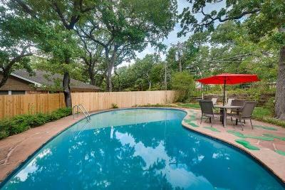 Fort Worth Single Family Home For Sale: 5825 Jacqueline Road