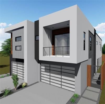 Dallas Half Duplex For Sale: 4710 Manett Street