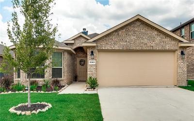 Melissa Single Family Home Active Option Contract: 3503 Van Zandt Road