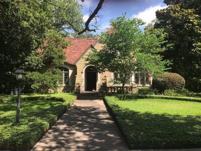 Navarro County Single Family Home Active Contingent: 1604 Sycamore Avenue