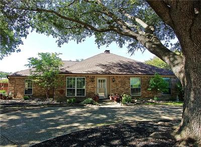 Dallas, Fort Worth Single Family Home For Sale: 9049 Church Road
