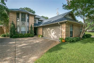 Arlington Single Family Home For Sale: 6411 Saddle Ridge Road