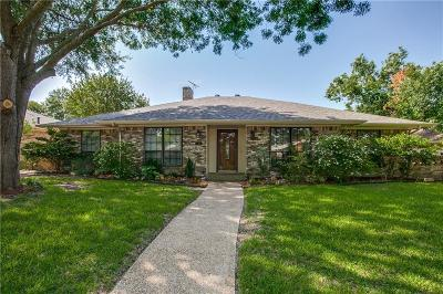 Richardson Single Family Home For Sale: 514 Harvest Glen Drive