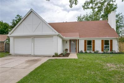 Flower Mound Single Family Home For Sale: 5331 Buckner Drive
