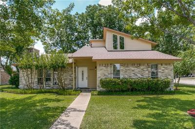 Garland Single Family Home For Sale: 1838 Lewis Drive