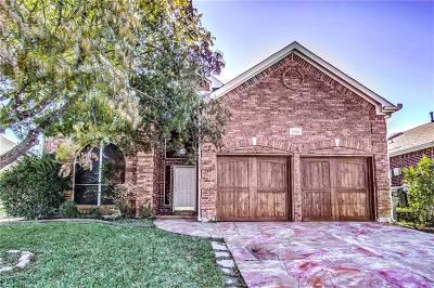 Sachse Single Family Home For Sale: 5910 Vista Glen