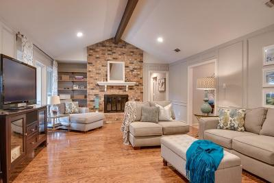 Trophy Club Single Family Home Active Option Contract: 976 Trophy Club Drive