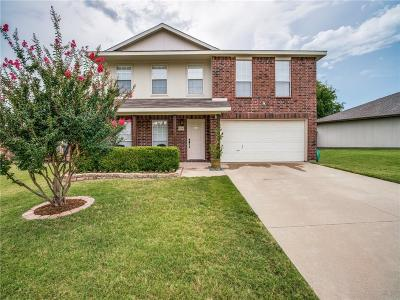 McKinney Single Family Home For Sale: 3208 Saint James Place
