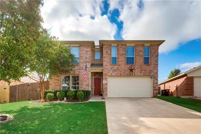 Fort Worth Single Family Home For Sale: 553 Winbridge Lane