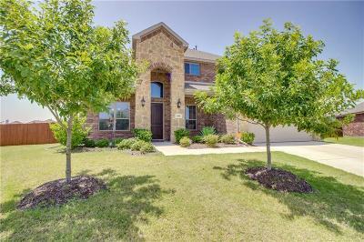 Forney Single Family Home For Sale: 201 Eagle Ridge