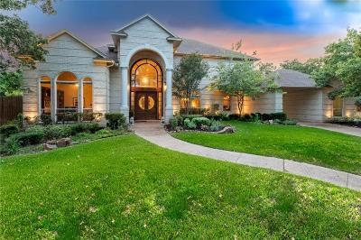 Keller Single Family Home Active Option Contract: 1008 Trowbridge Court