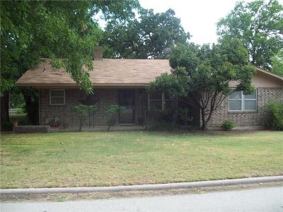 Rising Star TX Single Family Home For Sale: $95,000