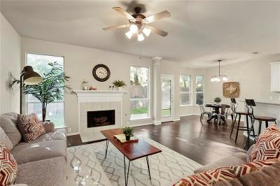 Fort Worth Single Family Home For Sale: 10304 Tadpole Drive