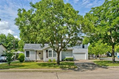 Dallas Single Family Home For Sale: 1405 Easton Road