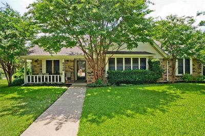 Colleyville Single Family Home For Sale: 6008 Ponderosa Street