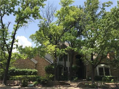 Dallas Single Family Home For Sale: 6435 Riverview Lane