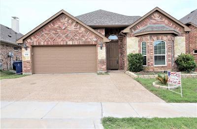 Garland Single Family Home For Sale: 3521 Buckboard Way