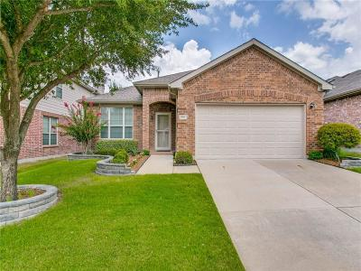 McKinney Single Family Home For Sale: 5816 Pebble Ridge Drive