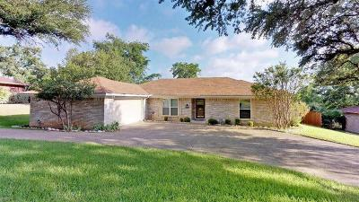 Fort Worth Single Family Home For Sale: 1520 Trafalgar Road