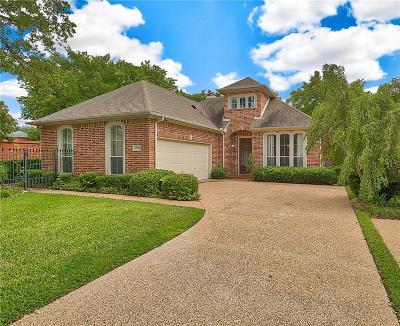 Arlington Single Family Home For Sale: 4300 Portales Court