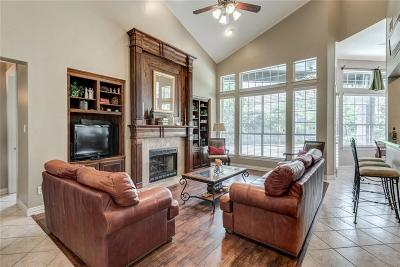 Southlake Single Family Home For Sale: 1341 Montgomery Lane