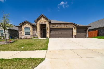 Weatherford Single Family Home For Sale: 2524 Weatherford Heights Drive