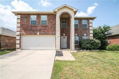 Fort Worth Single Family Home For Sale: 4537 Pangolin Drive