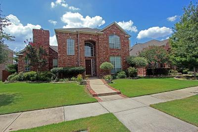 Plano Single Family Home For Sale: 3604 Waddell Drive