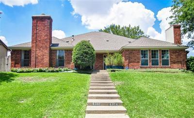 Dallas Half Duplex Active Option Contract: 9352 Highedge Circle