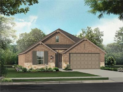 Celina TX Single Family Home For Sale: $343,508