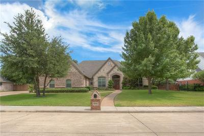 Fort Worth Single Family Home For Sale: 3925 Westway Terrace
