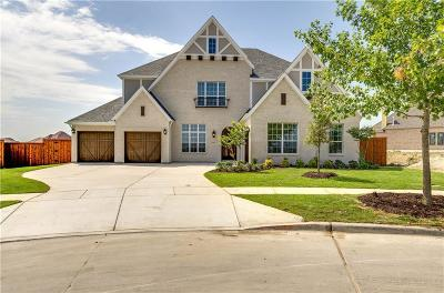 Fort Worth Single Family Home For Sale: 1633 Prairie Ridge