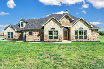 Terrell Single Family Home For Sale: 1133 Whirlaway Drive