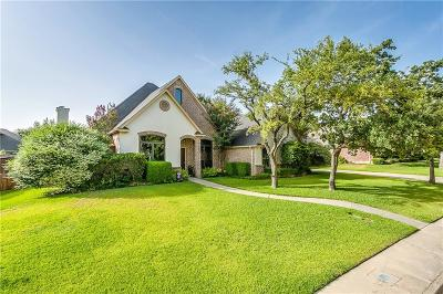 Burleson Single Family Home For Sale: 201 Meandering Lane