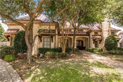 Carrollton Single Family Home Active Option Contract: 4757 Strait Lane