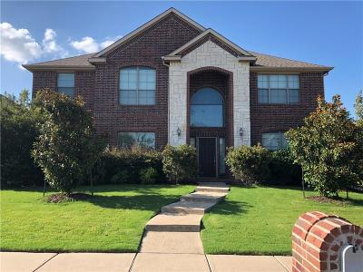 Frisco Single Family Home For Sale: 13378 Chittamwood Lane