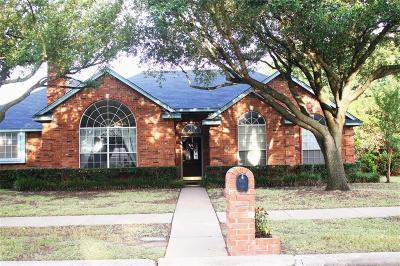 Red Oak Single Family Home Active Option Contract: 212 Brian Way